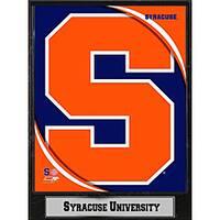 Syracuse University 2011 Logo Plaque