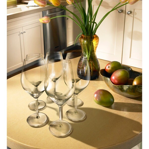 Illuminati 20-oz Crystal Red Wine Glasses (Set of 6)