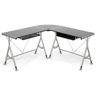 Elburn Dark Brown L-Shaped Modern Computer Desk|https://ak1.ostkcdn.com/images/products/6604873/P14174987.jpg?impolicy=medium
