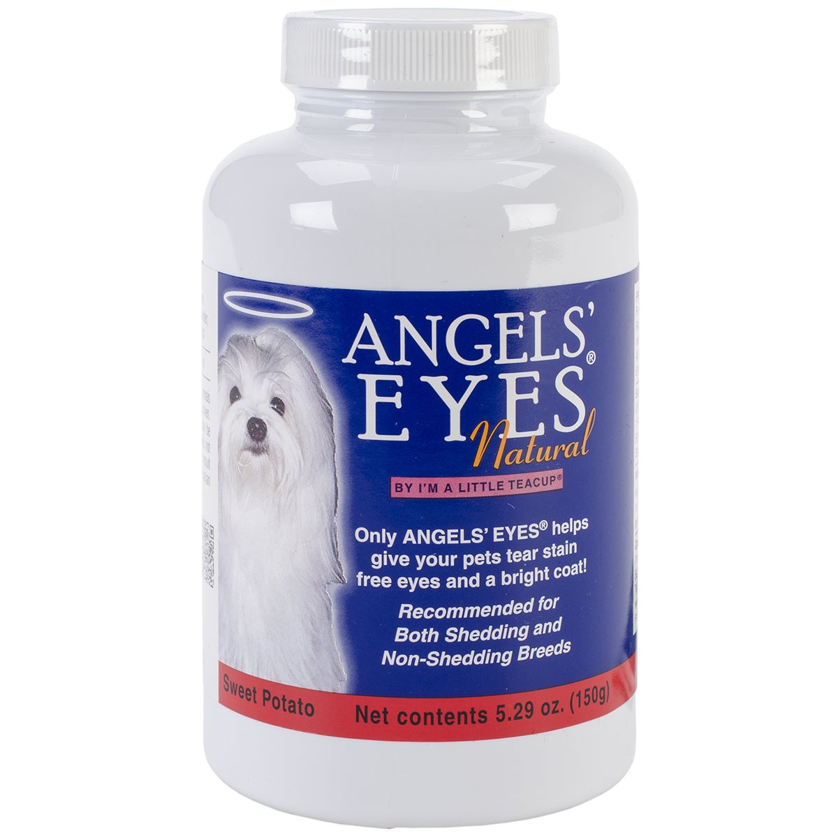 Angels' Eyes Natural Sweet Potato Supplement for Dogs (09...