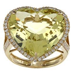 Pre-owned 18k Gold Lemon Quartz and 5/8ct TDW Diamond Heart Ring (H-I, SI1- SI2) https://ak1.ostkcdn.com/images/products/6604994/18k-Gold-Lemon-Quartz-and-5-8ct-TDW-Diamond-Heart-Ring-H-I-SI1-SI2-P14175085.jpg?impolicy=medium
