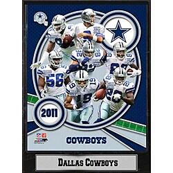 Dallas Cowboys 2011 Plaque - Thumbnail 0