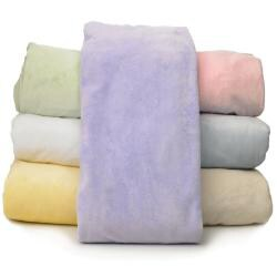 ABC Heavenly Soft Chenille Crib Sheet