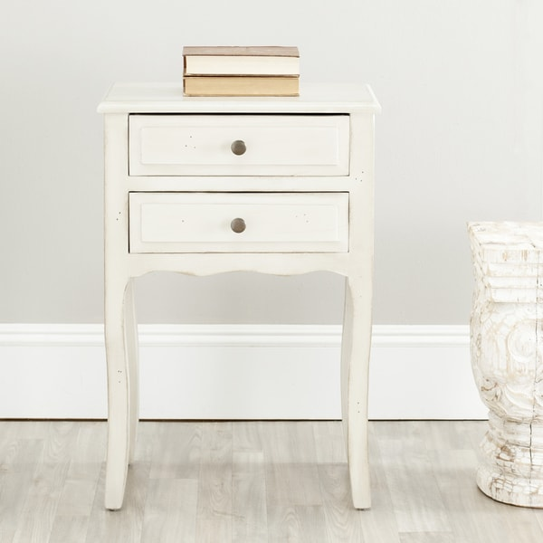 Safavieh Sete Off White Accent Table