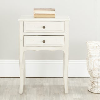 Shop Safavieh Sete Off White Accent Table On Sale Free