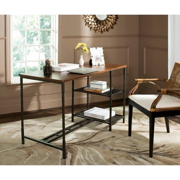Safavieh Vienne Brown Desk