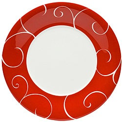"Panache Rouge Salad Plate 8.5"" (Set of 6)"