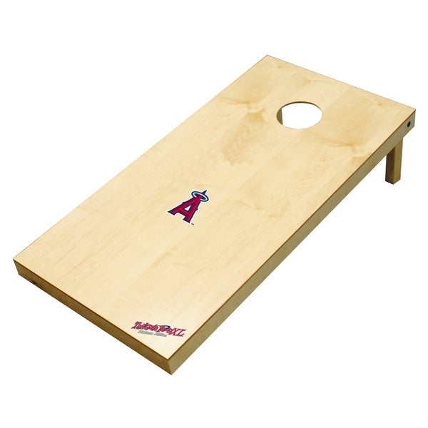 Washington Nationals Wood-framed Tailgate Toss XL Platinum Edition