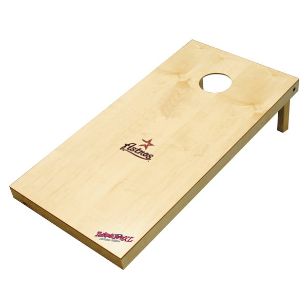 Wild Sports Wooden MLB Regulation-size Tailgate Toss XL