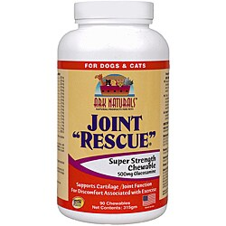 Ark Naturals Joint Rescue Chewable Supplement for Dogs
