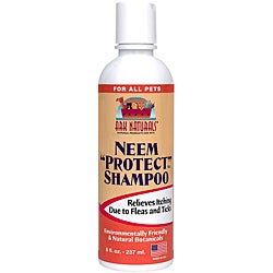Ark Naturals Neem Protect Shampoo for Animals (8 ounces)