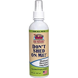 Ark Naturals Don't Shed on Me! Anti-Shed Tropical Mist Spray for Pets