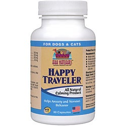 Ark Naturals Happy Traveler for Dogs and Cats