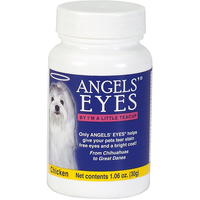 Angels' Eyes 120-gram Chicken Supplement for Dogs and Cats