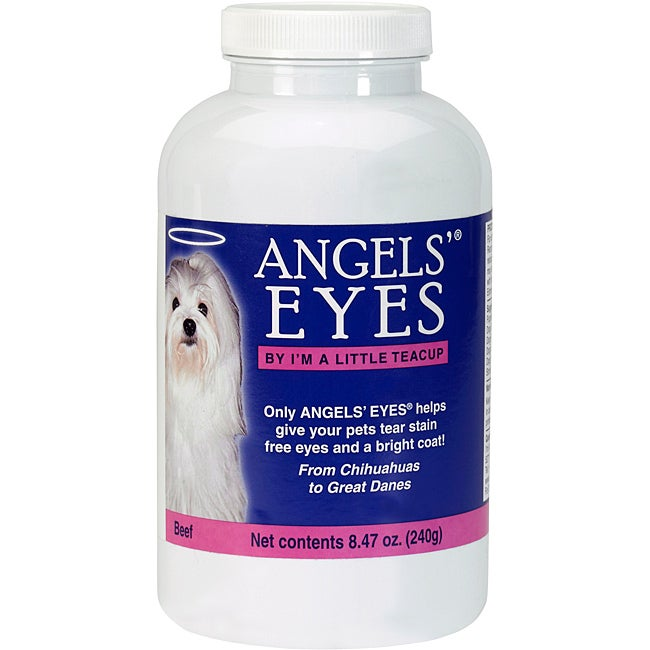 Angels' Eyes 120-gram Beef Supplement for Dogs and Cats