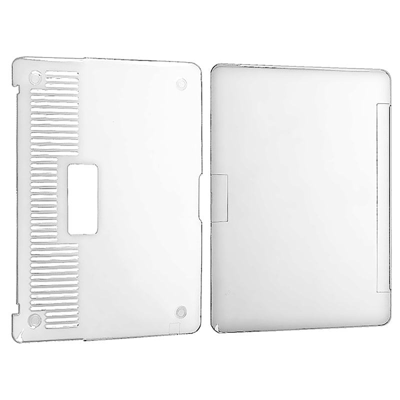 INSTEN Clear Snap-on Laptop Case Cover for Apple MacBook Air 11-inch
