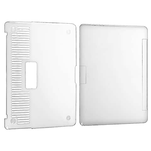 INSTEN Clear Snap-on Laptop Case Cover for Apple MacBook Air 13-inch