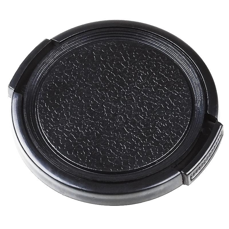 INSTEN 46-mm Black Camera Lens Cap