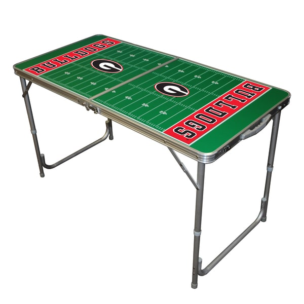 College Sports Tailgate Table (2' x 4')