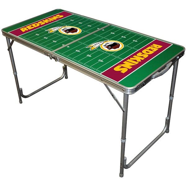 Aluminum NFL Tailgate Table (2' x 4')