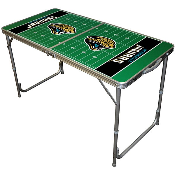 NFL 2-ft x 4-ft Tailgate Table