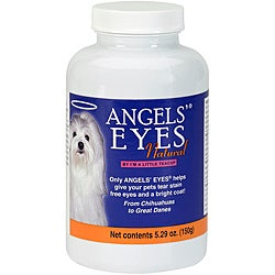 Angels' Eyes Natural 150-gram Tear Stain Remover Supplement for Dogs