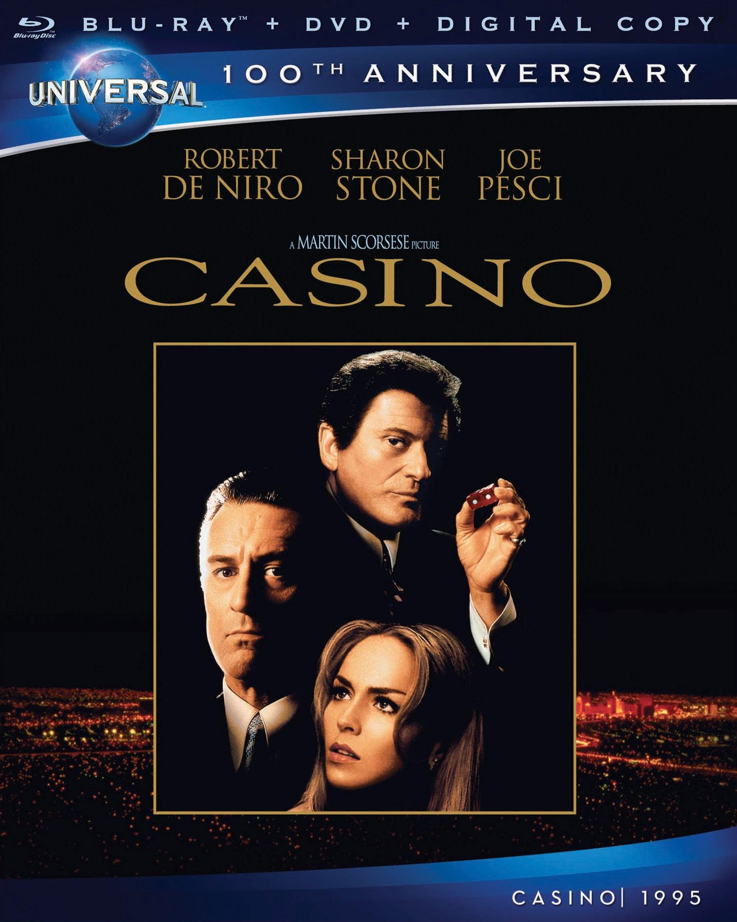 Casino (Blu-ray/DVD)