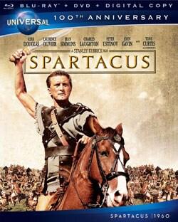 Spartacus (Blu-ray/DVD)