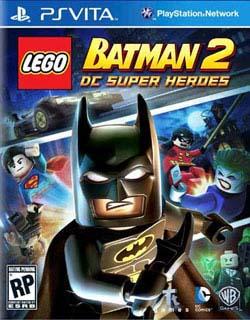 PS Vita - Lego Batman 2 DC Super Heroes