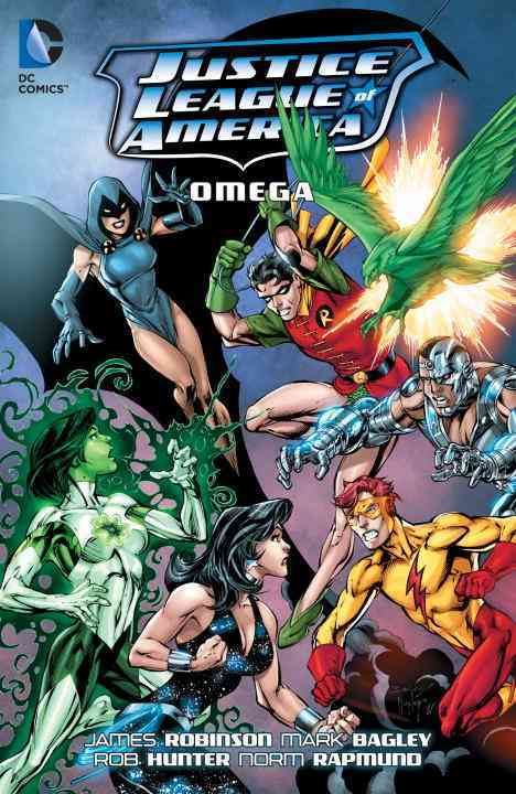 Justice League of America: Omega (Paperback)