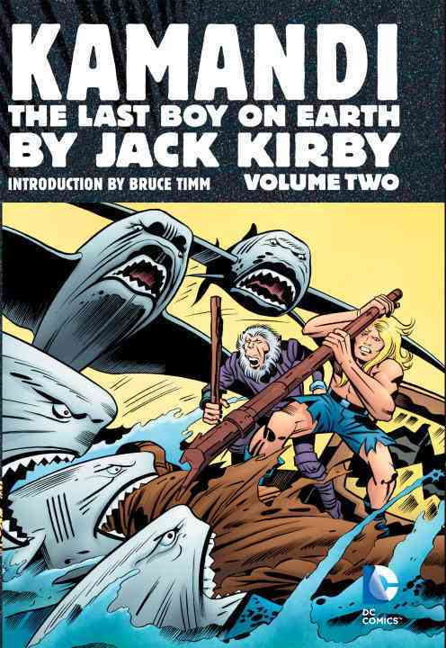 Kamandi, the Last Boy on Earth 2 (Hardcover)