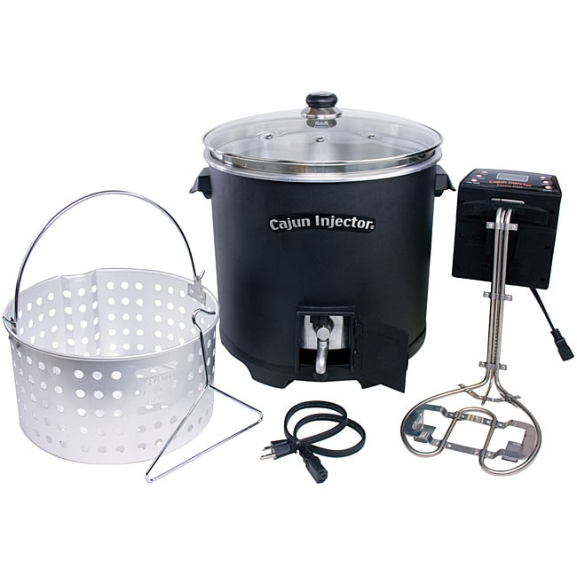 Electric Turkey Fryer