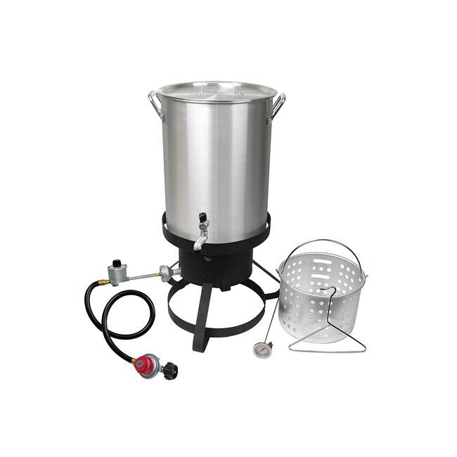 Gas Turkey Fryer