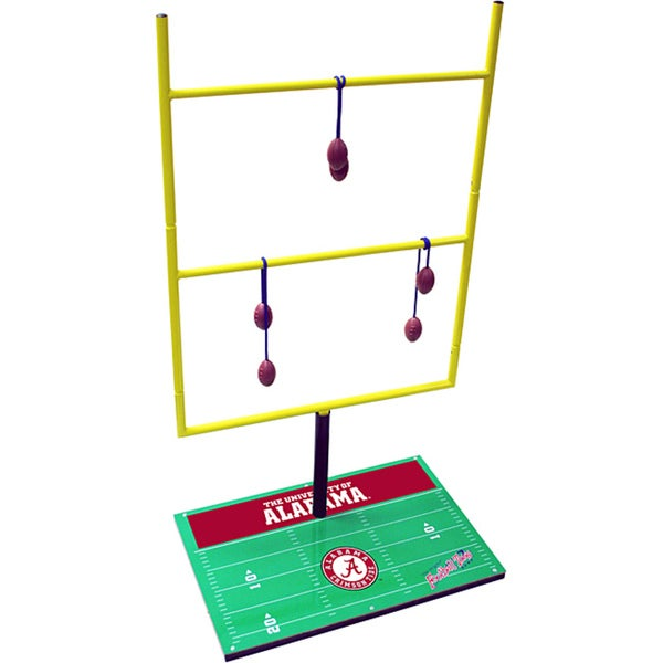 NCAA Double Football Toss Game