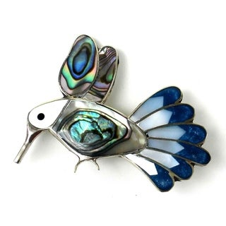 Handmade Abalone Hummingbird Pin (Mexico)|https://ak1.ostkcdn.com/images/products/6608384/P14177943.jpg?_ostk_perf_=percv&impolicy=medium