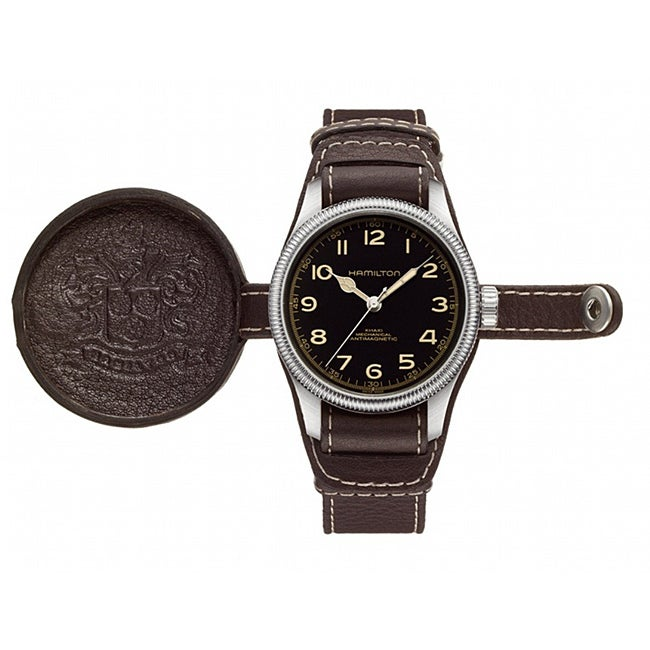 Hamilton Men's Khaki Field Pioneer Watch