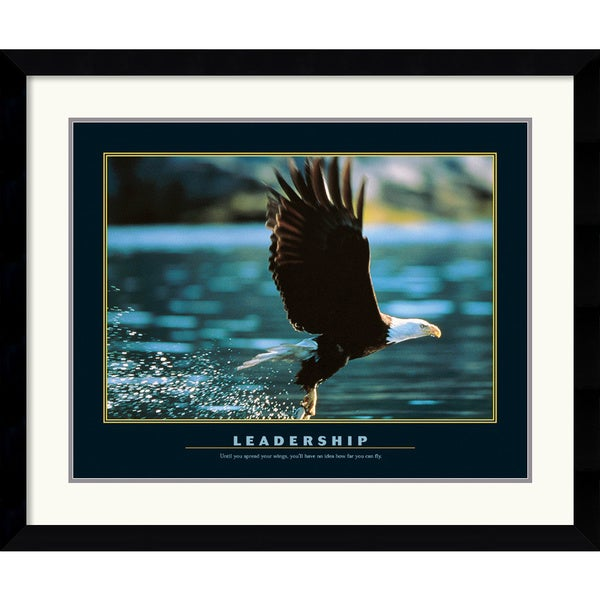 Leadership' Framed Art Print