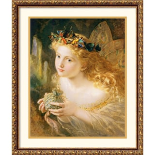 Sophie Gengemgre Anderson 'Fairy' Framed Art Print