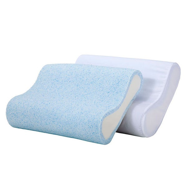 Dream Form Gel Memory Foam Contour Pillow