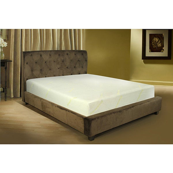 Dreamax Tranquility 10-inch Cal King-size Memory Foam Mattress