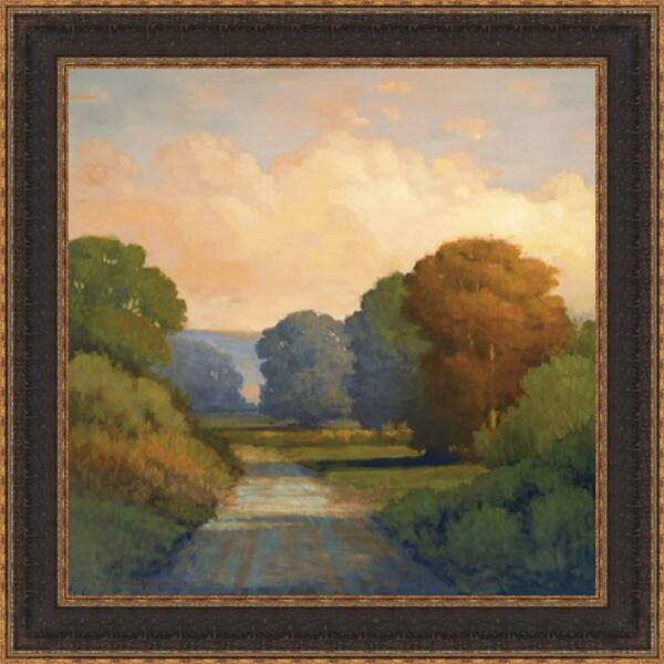 John McCormick 'Daylight Again' Framed Print