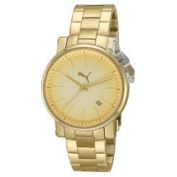 Puma Women's PU102632005 Flag Metal Gold Watch