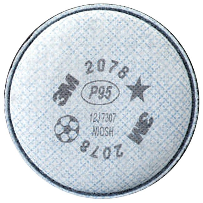 P95 Particulate Filter Nuis Level Ov/ Ag Relief
