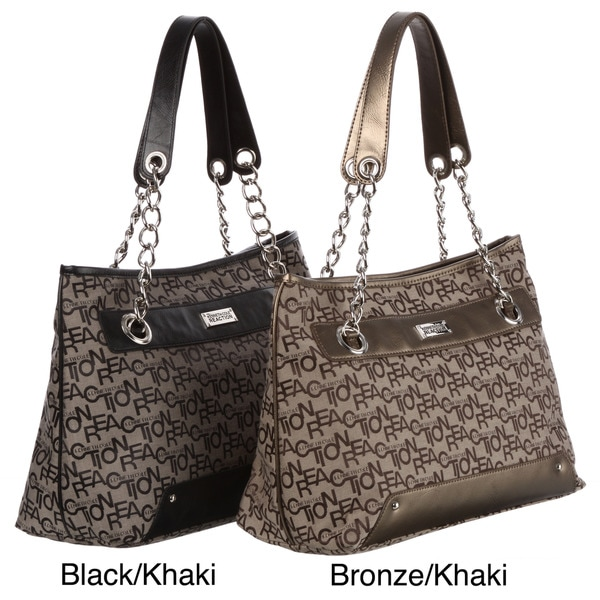 Kenneth Cole Reaction Cute Jacquard Tote Bag
