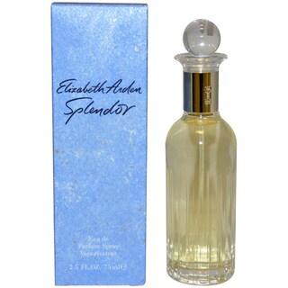 Elizabeth Arden Splendor Women's 2.5-ounce Eau de Parfum Spray - Clear