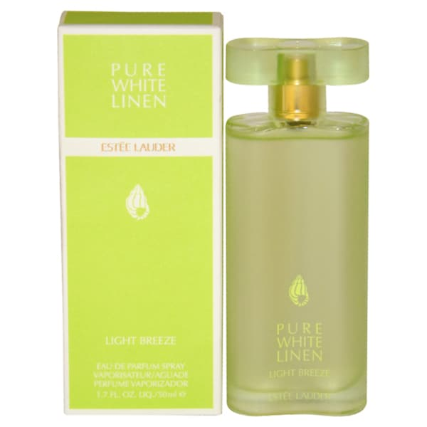 92deb144044d Shop Estee Lauder Pure White Linen Light Breeze Women s 1.7-ounce Eau de  Parfum Spray - Free Shipping Today - Overstock - 6609126