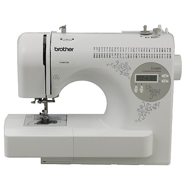 Brother SC6600 Heavy Duty Computerized Sewing Machine