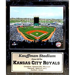 Kansas City Royals Kauffman Stadium Stat Plaque|https://ak1.ostkcdn.com/images/products/6609166/Kansas-City-Royals-Kauffman-Stadium-Stat-Plaque-P14178586.jpg?impolicy=medium