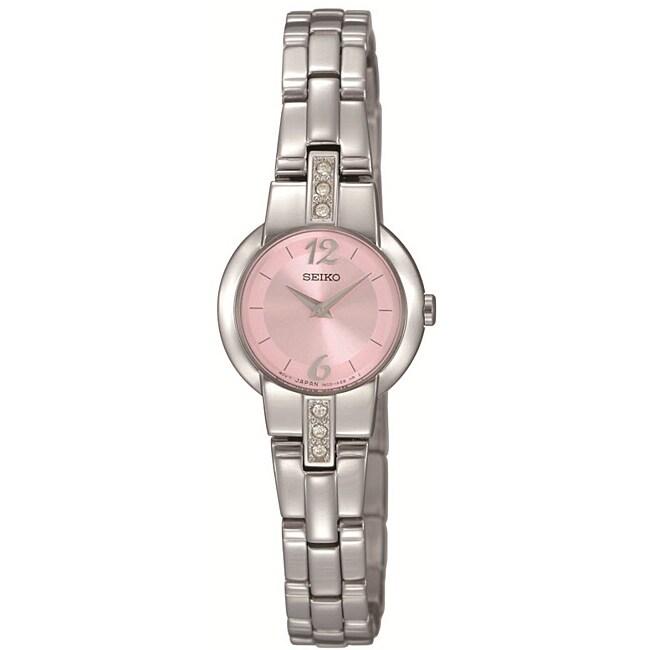 Seiko Women's Stainless Steel Dress Watch