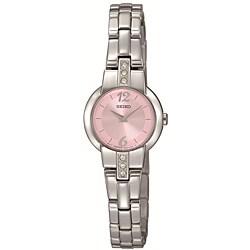 Seiko Women's SUJG37 Stainless Steel Dress Watch